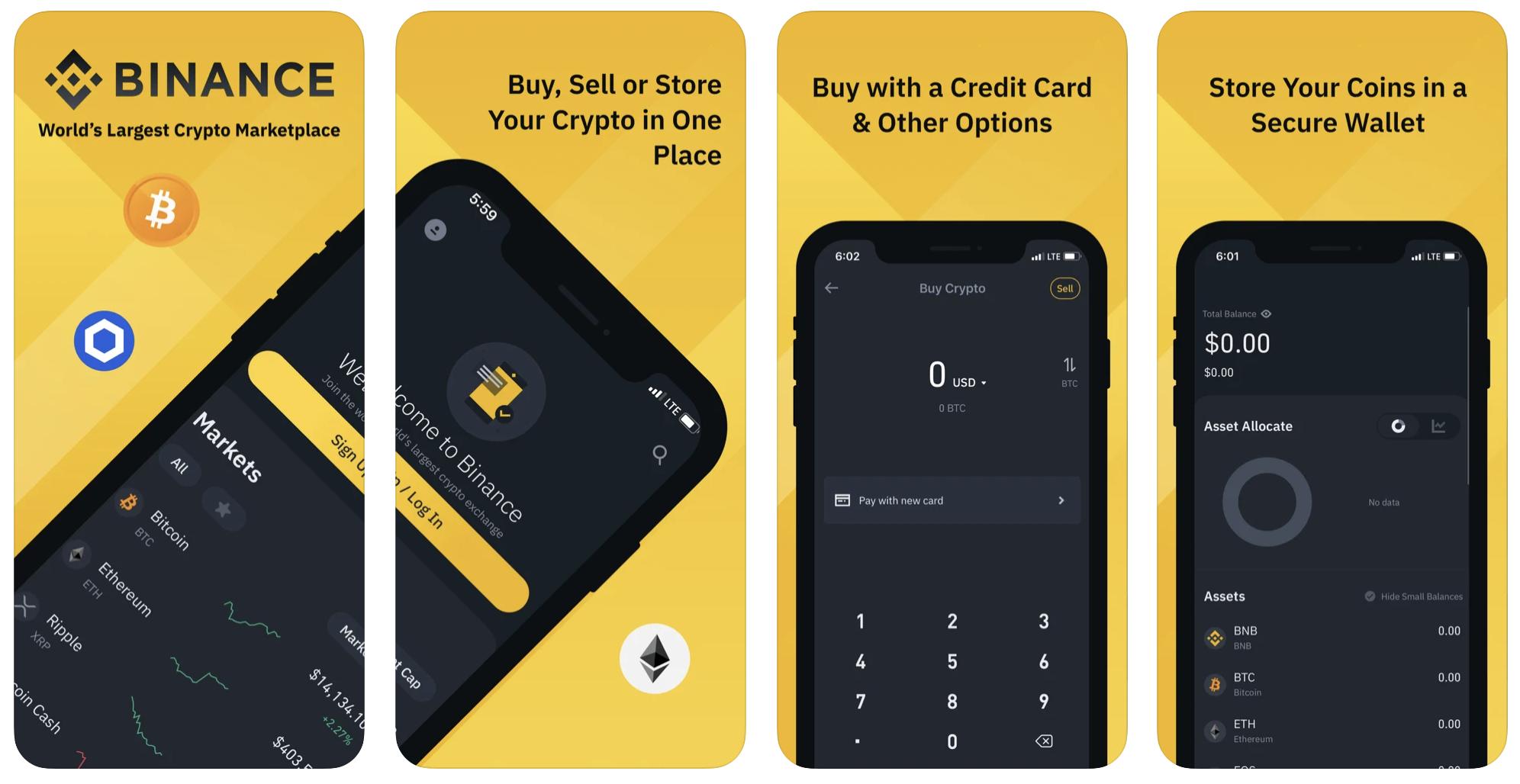Beste Crypto Investing App 2021